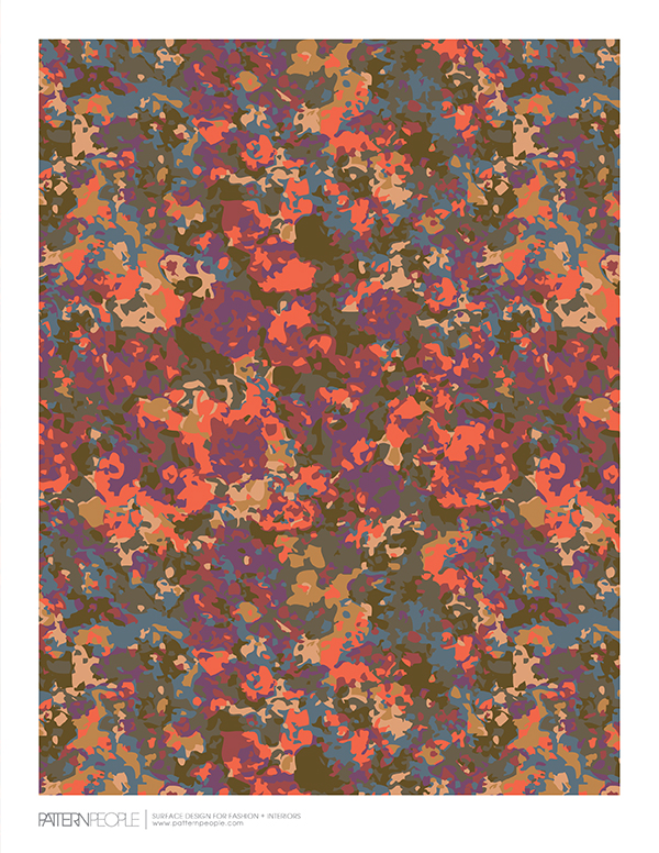 Pattern People's Camo Floral is available as a free download.